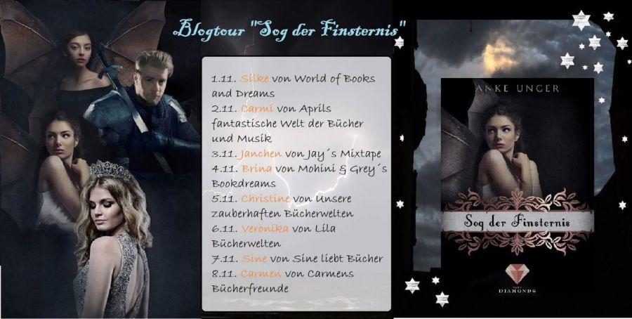 Banner Blogtour Sog der Finsternis