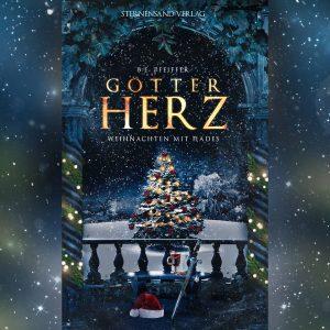 Kurzgeschichte Weihnachten.B E Pfeiffer Götterherz Kurzgeschichte Weihnachten Mit Hades